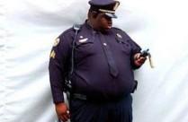 polisi gendut